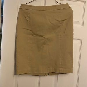 H&M knee length skirt size 10